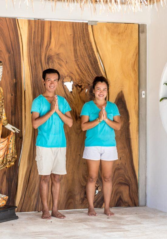 location maison de vacances sur Ko Samui Thailande